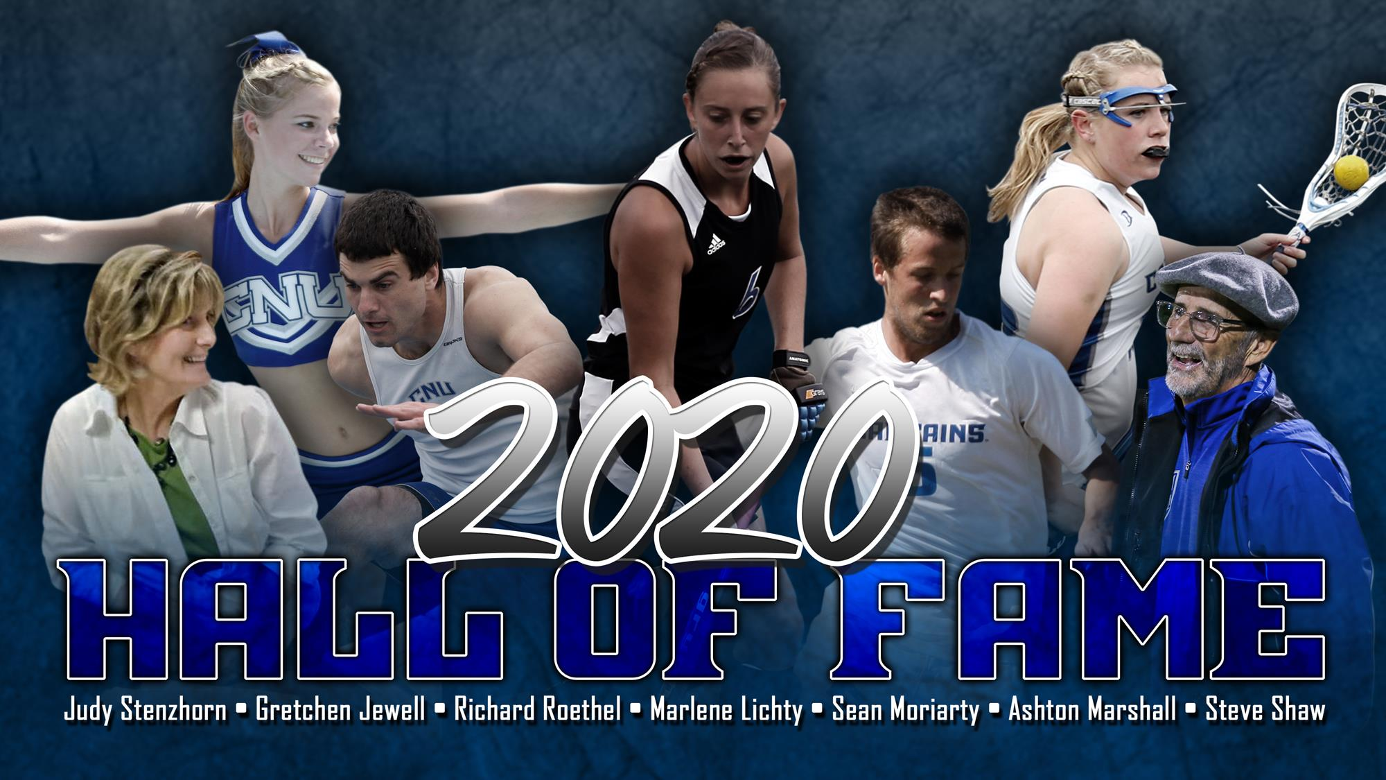 Christopher Newport Athletics Announces 2020 Hall Of Fame